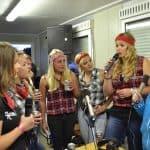 RTV SLOS drie dagen live bij Dicky Woodstock Popfestival