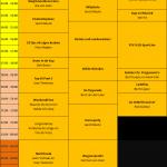 RTV Slos Marathon Weekend 'de programmering'