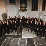 Mystiek, sfeervol en vrolijk kerstconcert Cantica Sacra