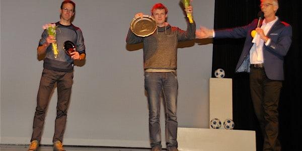 Jan Menger brengt sportgala