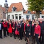 """Bijzonder najaarsconcert """"Side Table Singers"""" Steenwijk"""