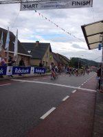 Miguel  van Tintelen NK 2014 finish