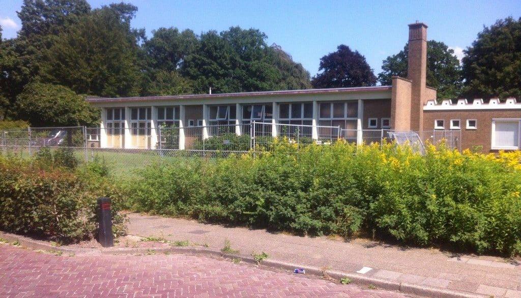 Voetelinkschool wordt gesloopt