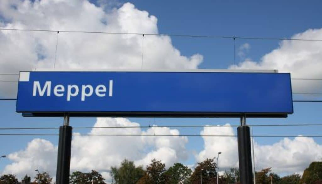 Station Meppel