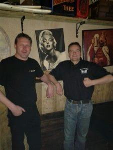 Ton Hof en Marco Kranendonk