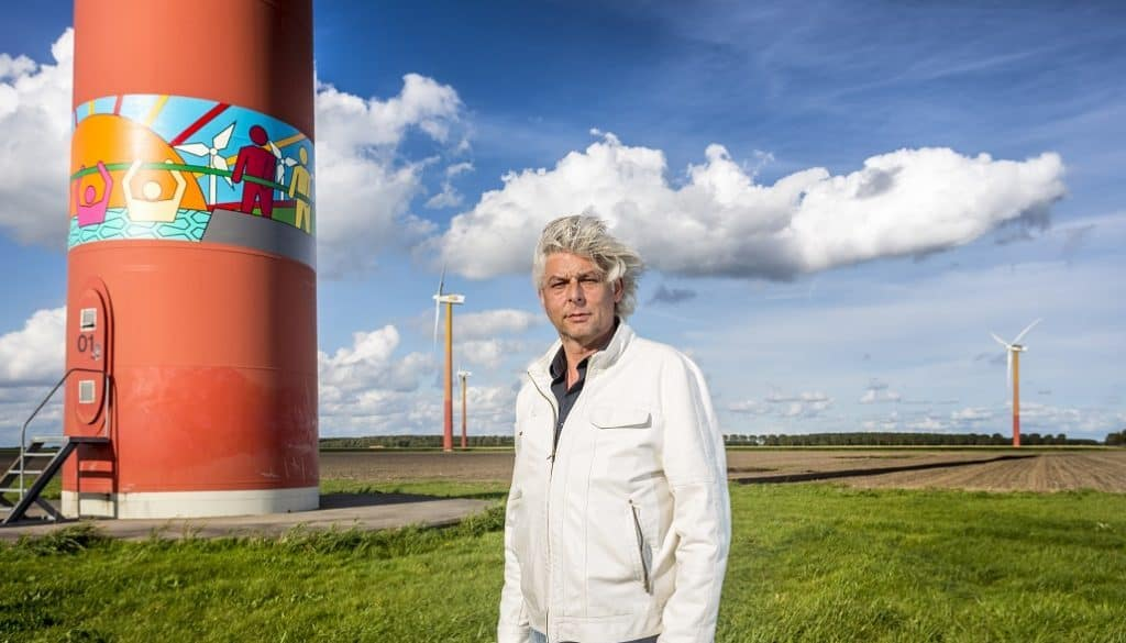 """Bronvermelding """"Foto: Nuon/Jorrit Lousberg"""" bij publicatie verplicht."""