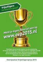 vrijwilligersprijs 2015