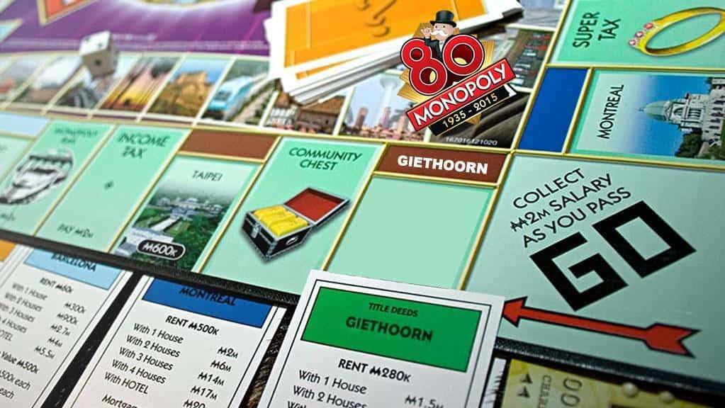 monopoly giethoorn