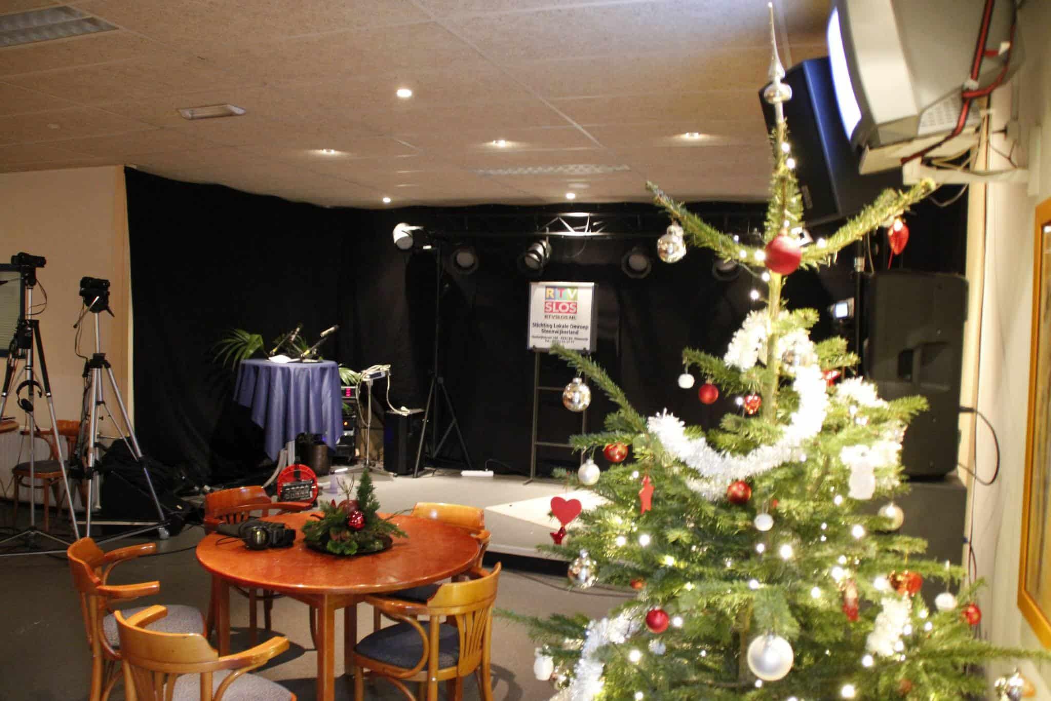 Kerstboom RTV SLOS