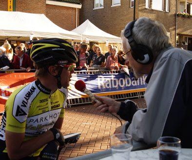 Spektakel van Steenwijk 2015 (Gerard Mintjes interviewt Wim Stroetinga) (Bert Reinders)