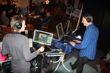 Top105 2015 Joey Teekamp en Leon Velnaar (RTV SLOS)