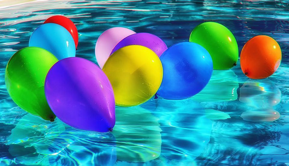 feest zwembad waterwyck