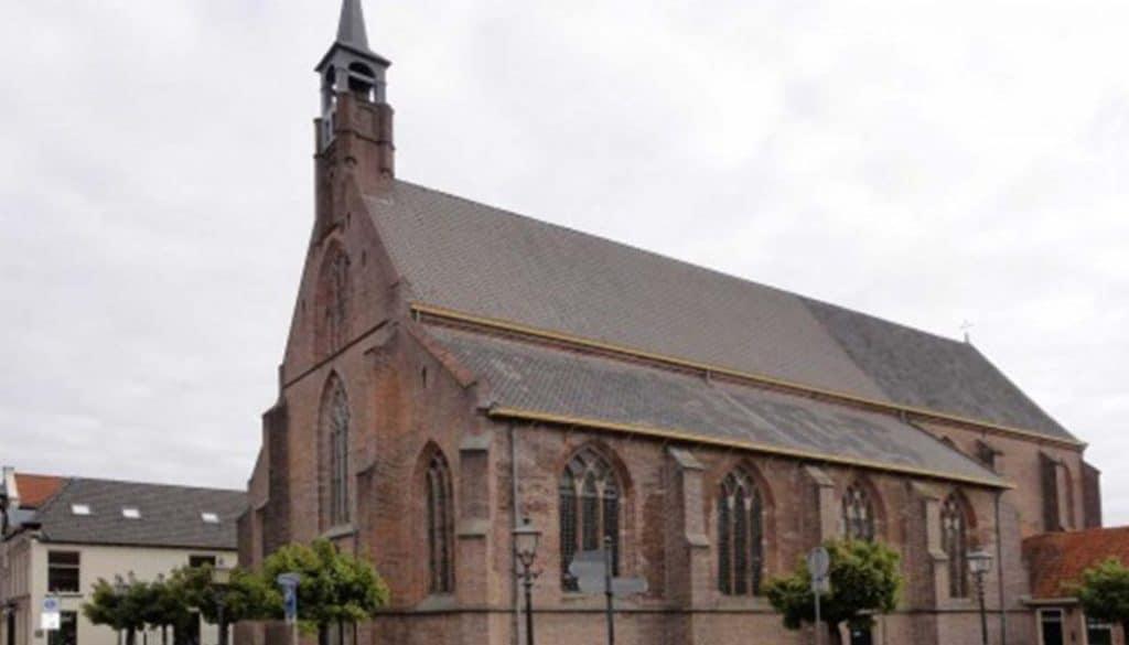 Kleine kerk Steenwijk