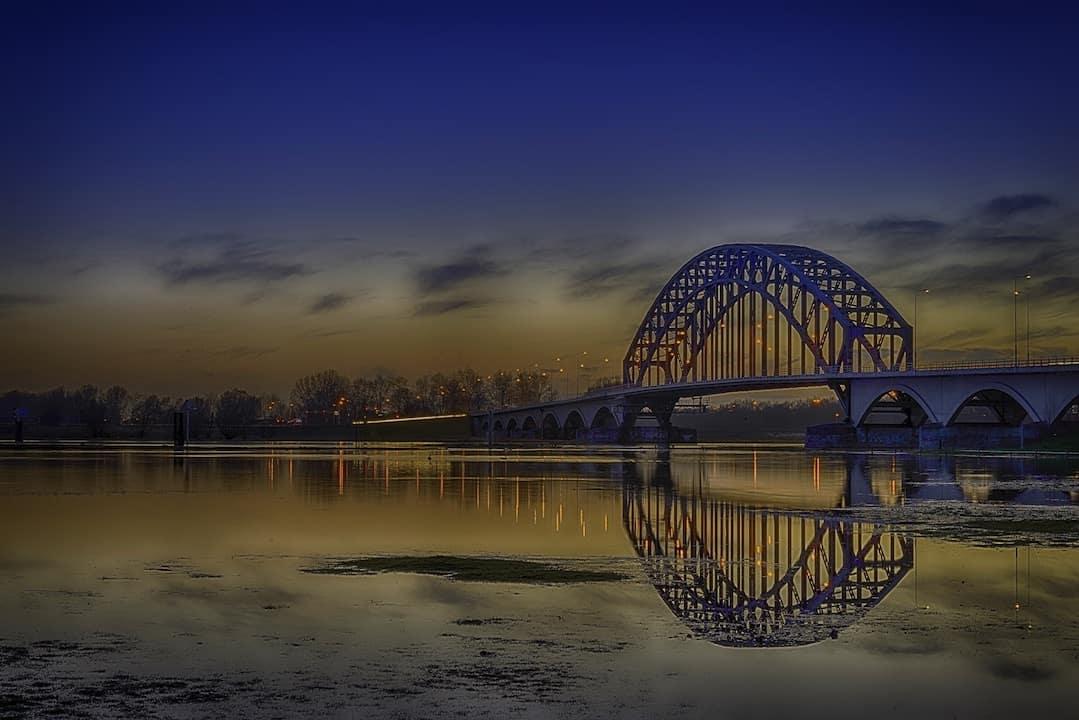 IJsselbrug. Foto Johan Bergsma