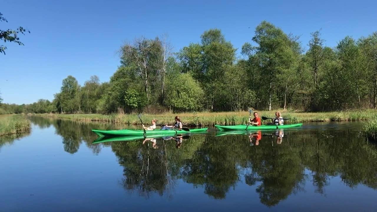 kano in De Weerribben (C) Denny Kroeze