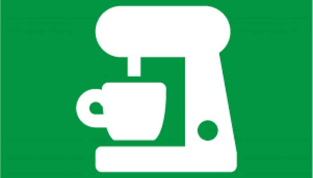 Groen_koffiezet