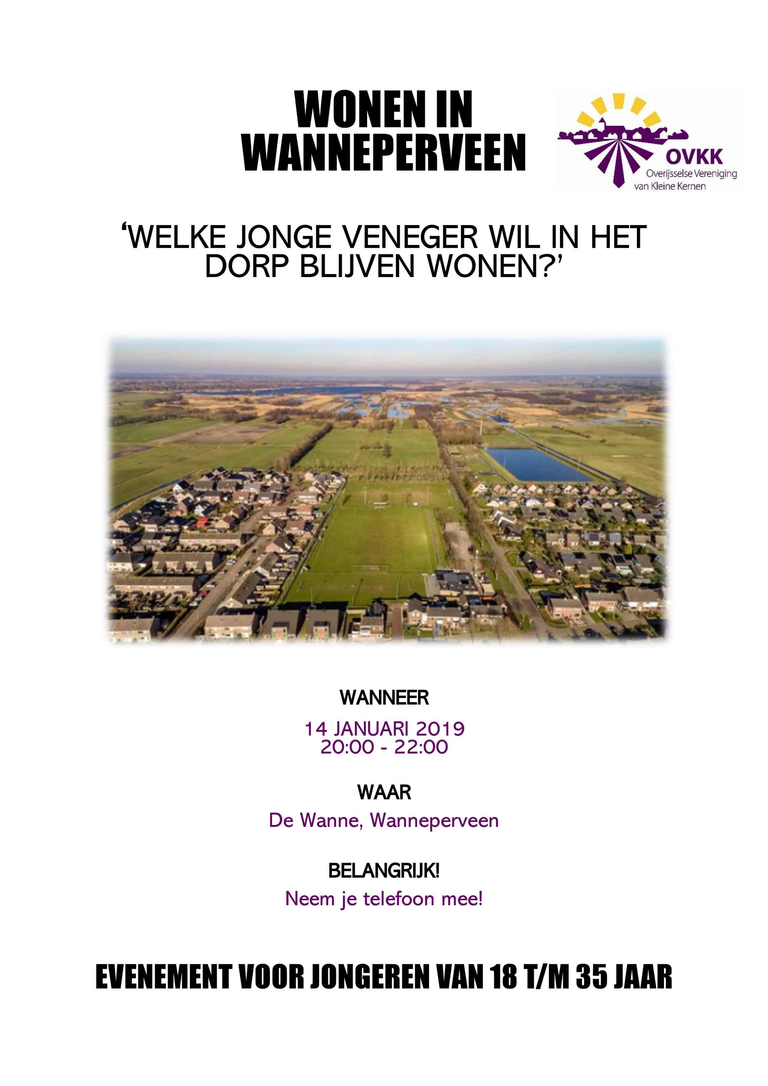 Wonen in Wanneperveen