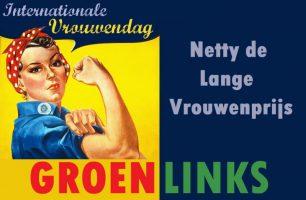 Netty de Lange Vrouwenprijs