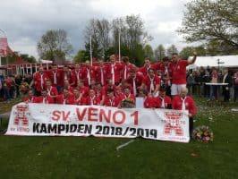 VENO 1 kampioen 2018-2019 1