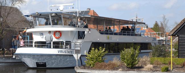 Weerribben-Wieden cruise