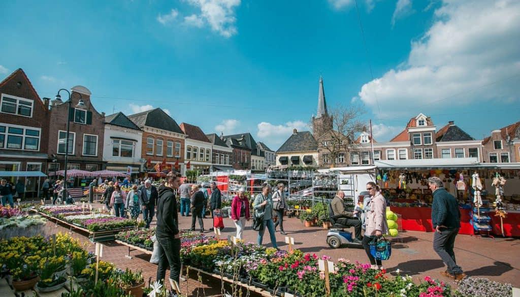 Pim Brinkman_Steenwijk Vestingstad Voorjaarsmarkt