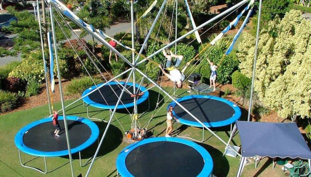 4. Kidsdag bungee