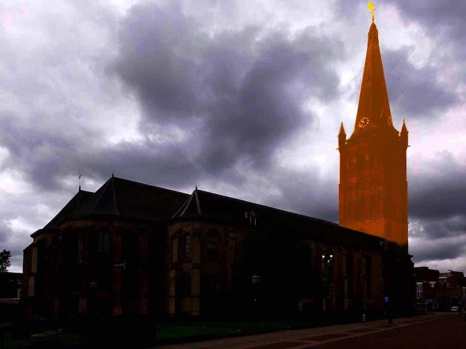 Clemenskerk foto Gouwenaar