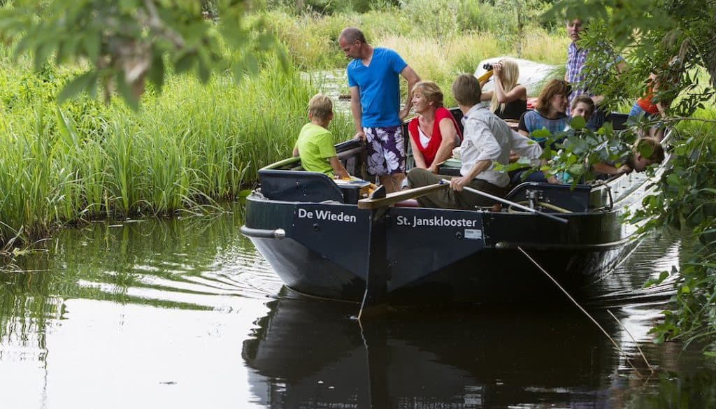 Nationaal Park Weerribben-Wieden