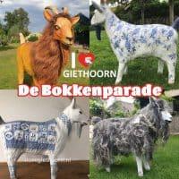 collage DeBokkenparade