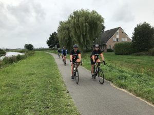 Hollands Venetietocht op de fiets 2019