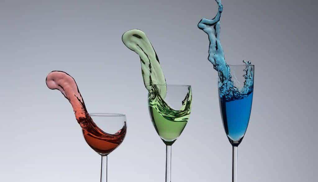 RGB-glazen