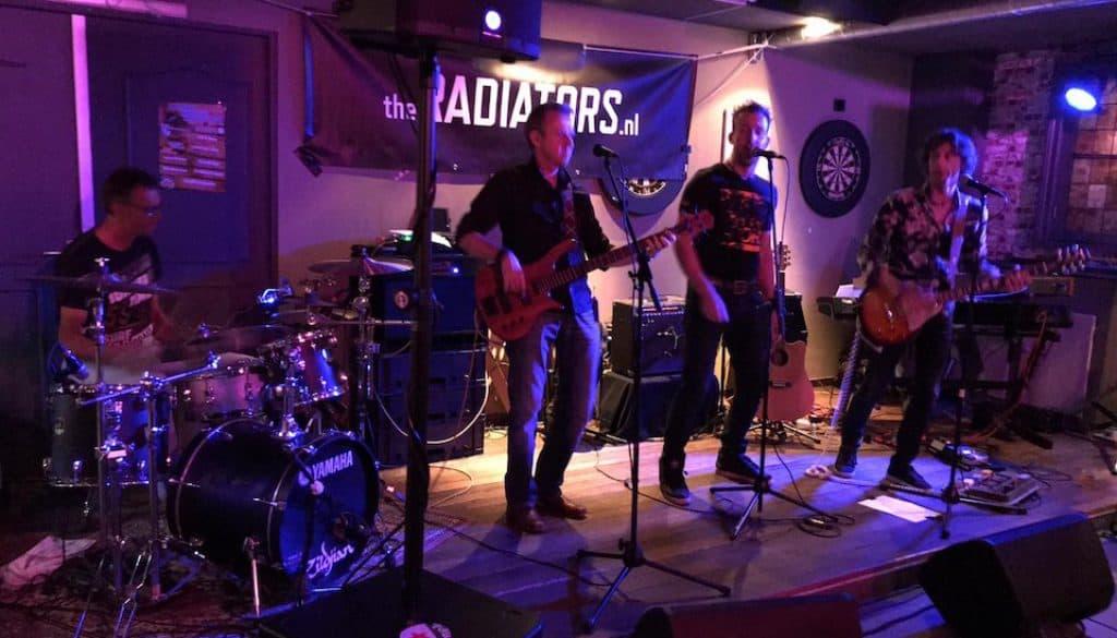 The-radiators