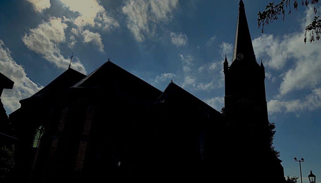 grote-kerk steenwijk donker