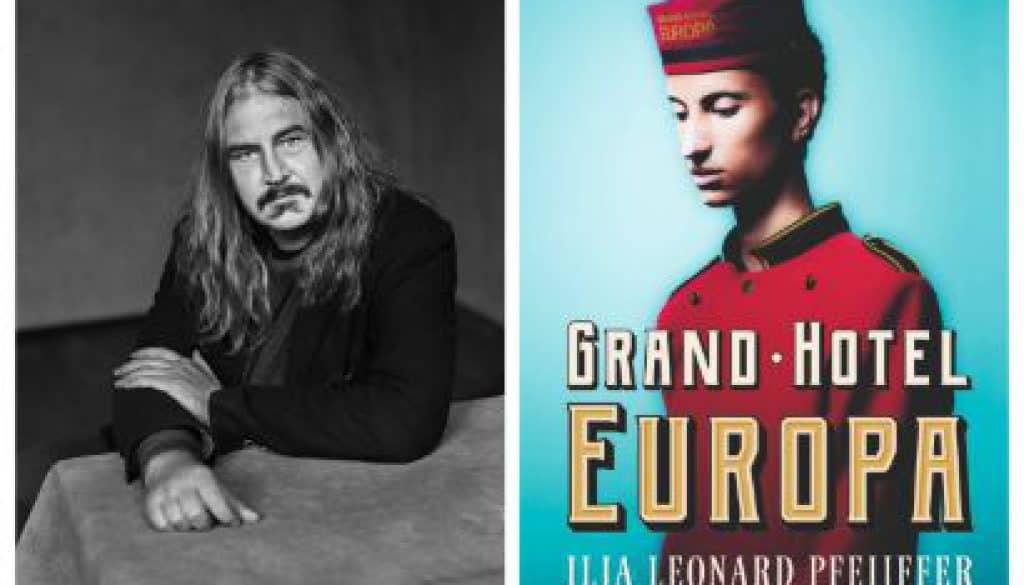31 oktober Toerisme in Fanfare in Giethoorn met Ilja Leonard Pfeijffer