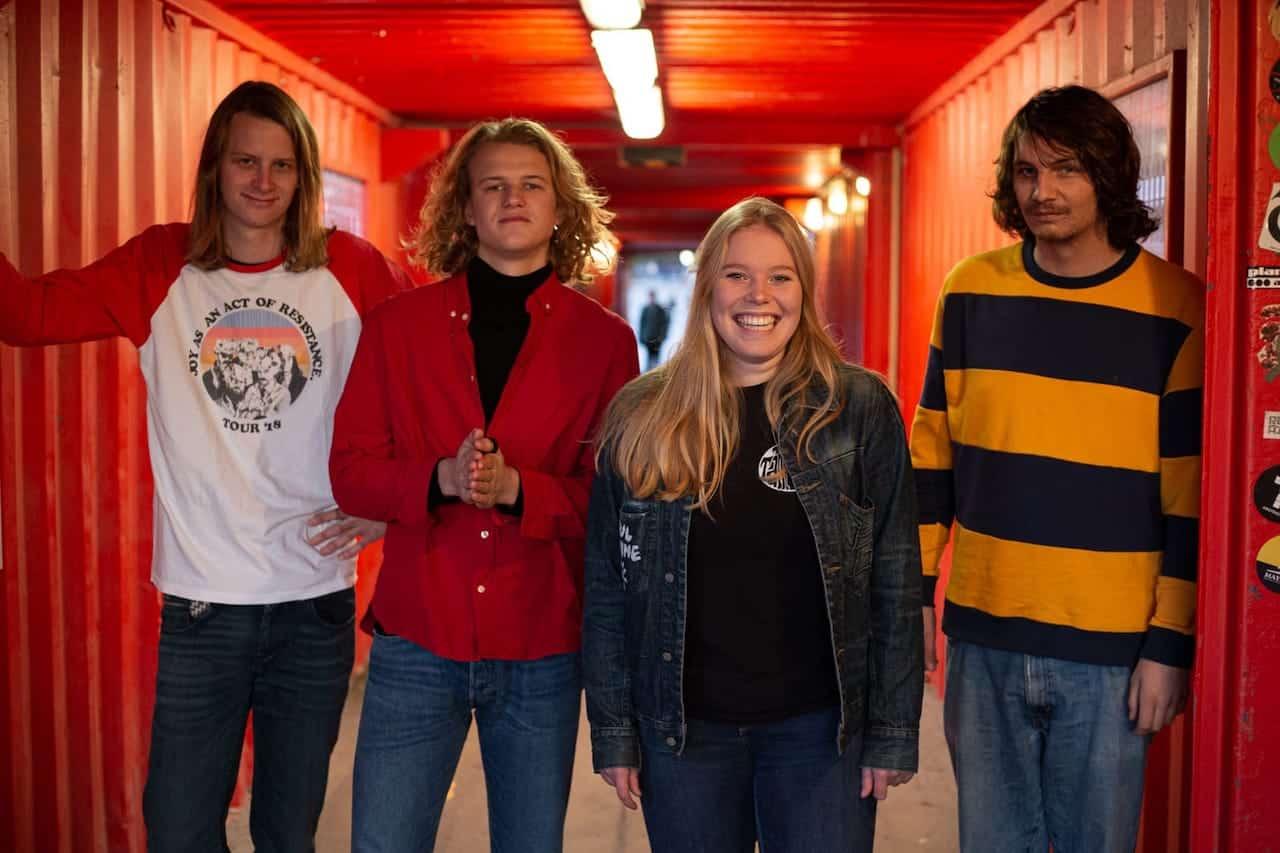 Cloudsurfers band