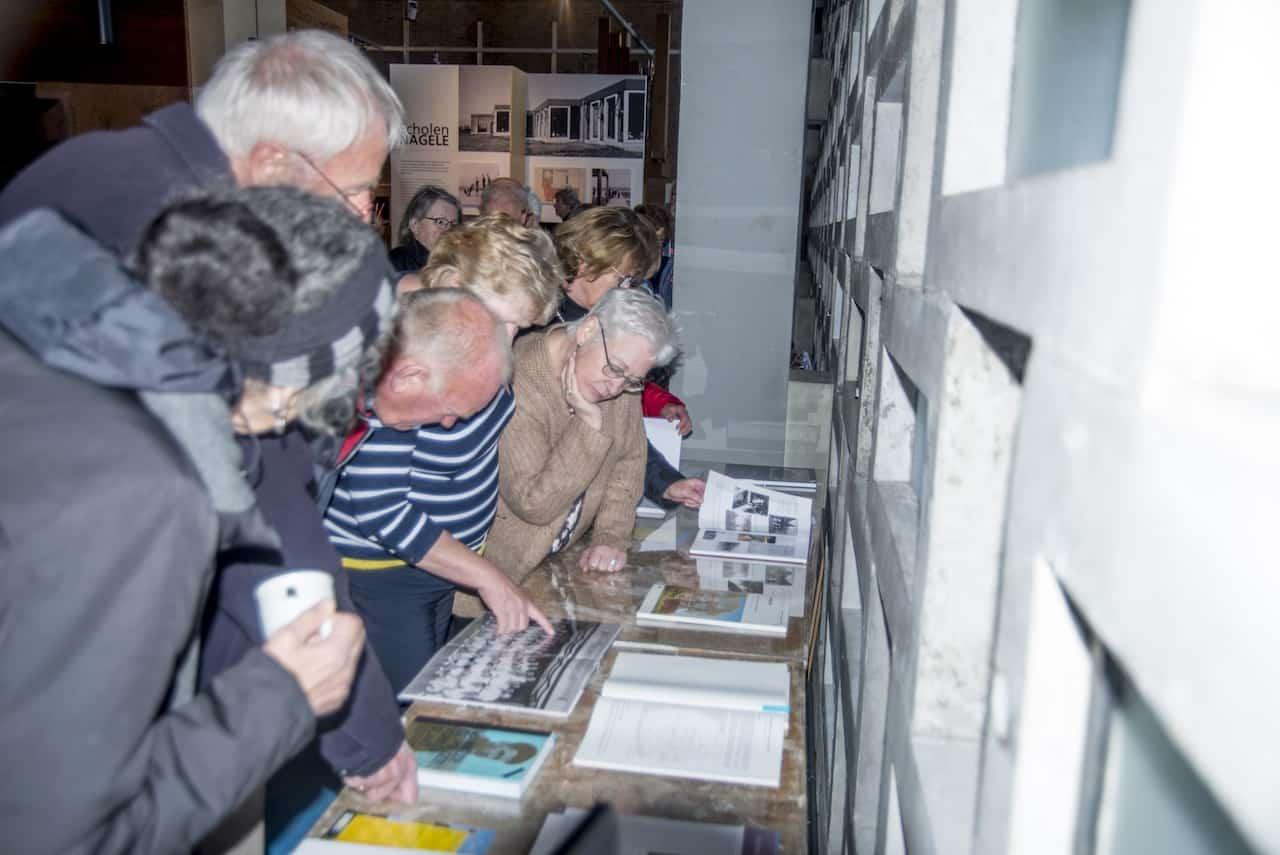Expositie over Barakkenkamp Nagele - Foto Museum Nagele