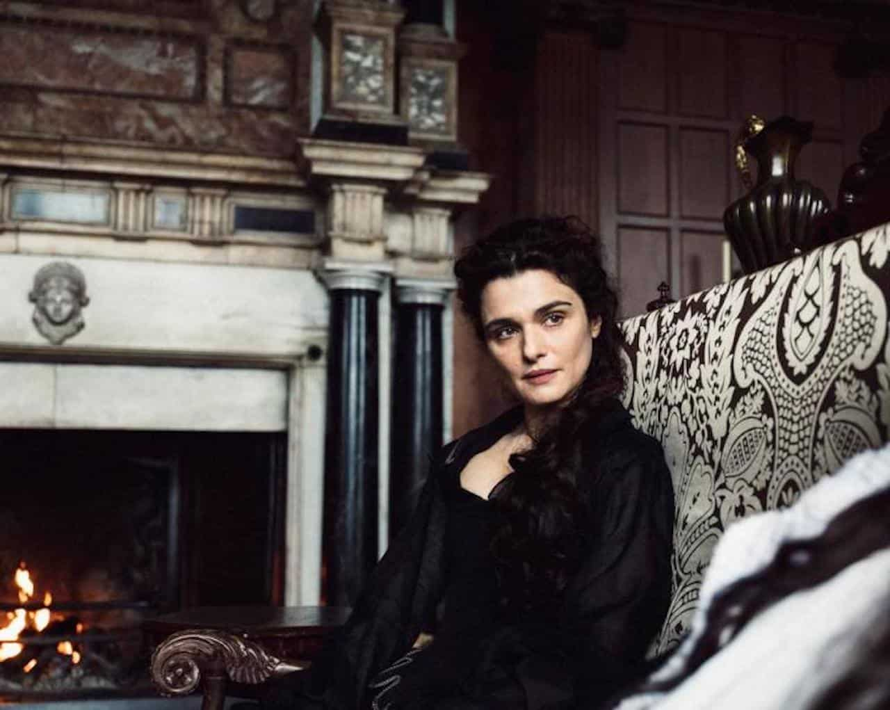"""Rachel Weisz stars in Fox Searchlight Pictures' """"THE FAVOURITE."""""""