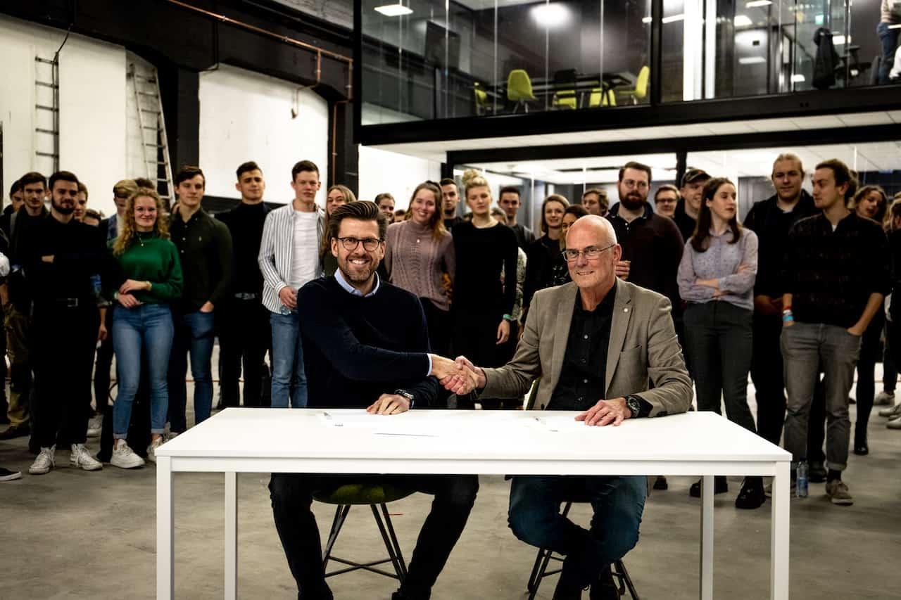 Cibap en Perron038 werken samen aan presentatie van nieuwe maakindustrie