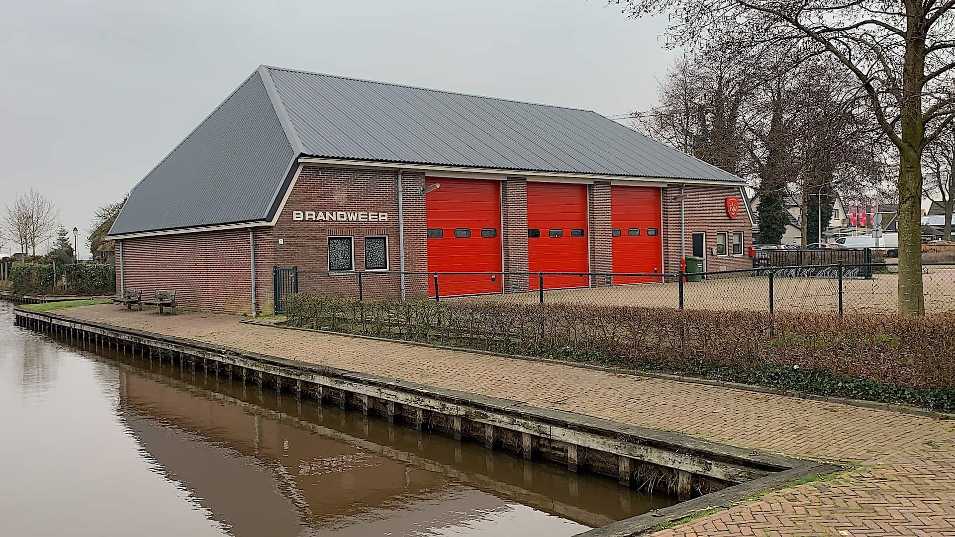 Brandweer -Giethoorn