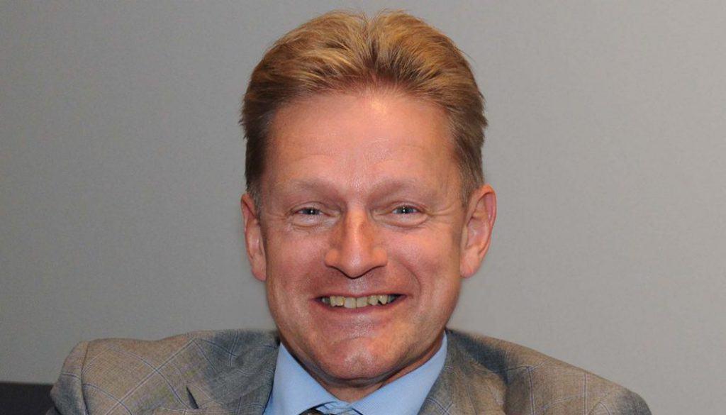 Burgemeester Rob Bats
