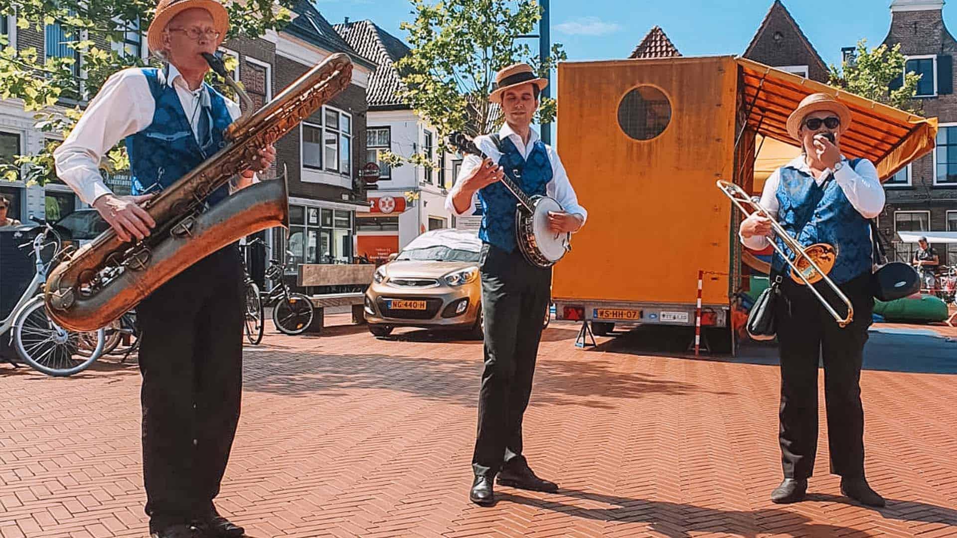 Trio Dixieland Crackerjacks