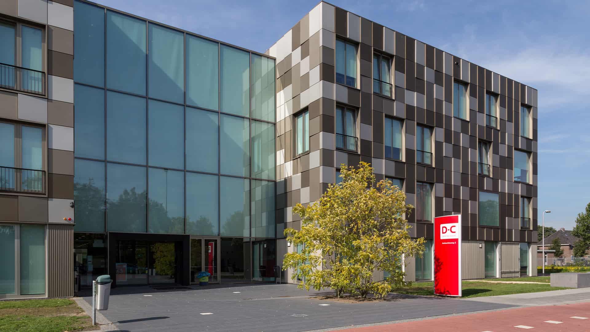 Drenthe College Meppel hoge resolutie