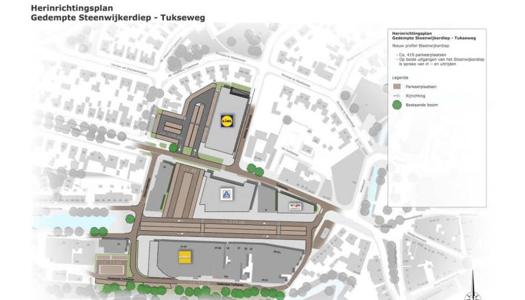 Herinrichting Steenwijkerdiep - Tukseweg-2