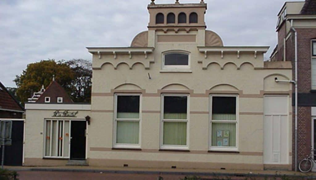 Filatelistenvereniging IJsselham club gebouw