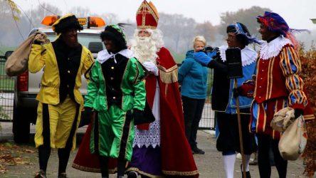Sinterklaas in Willemsoord