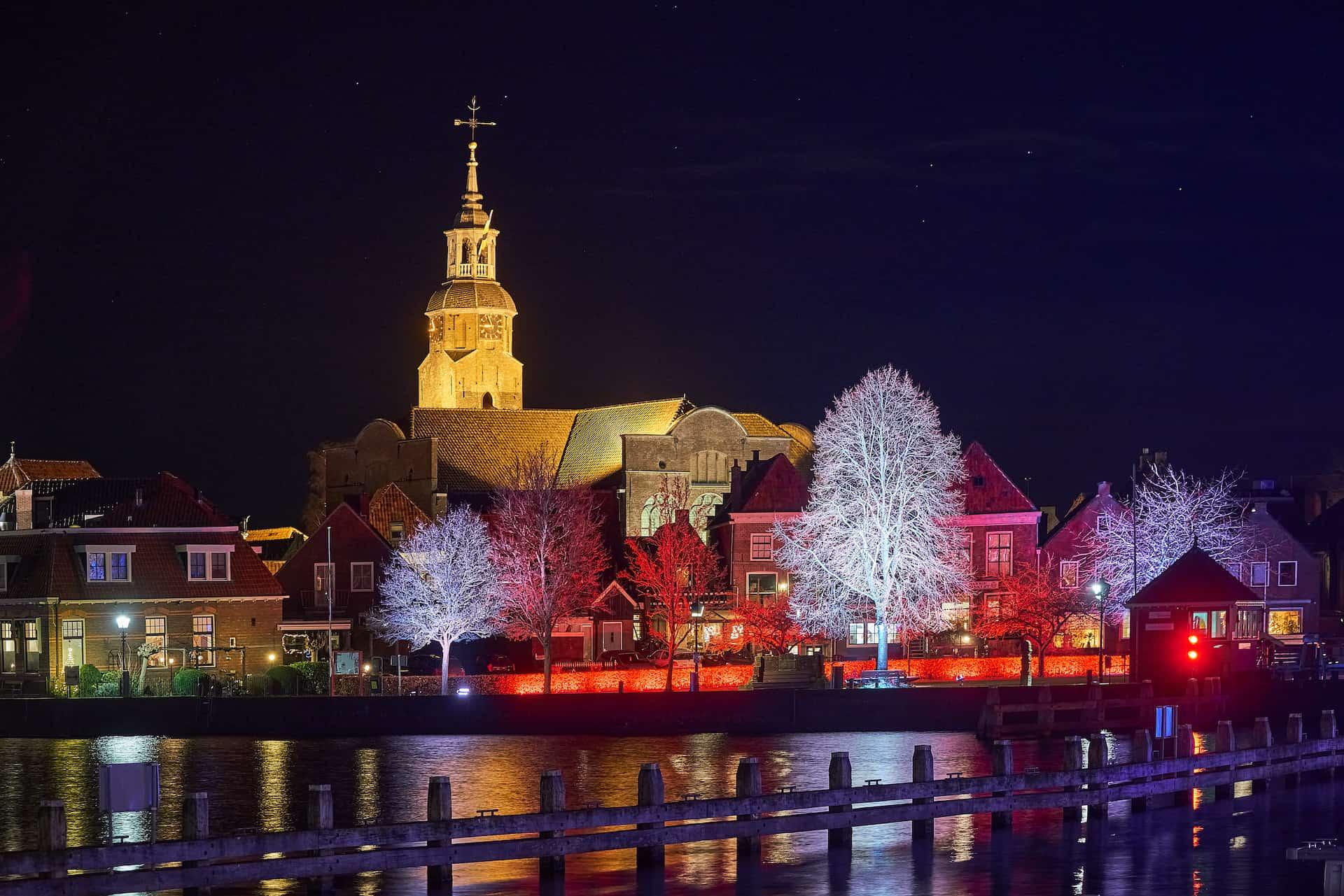 Lights in Blokzijl