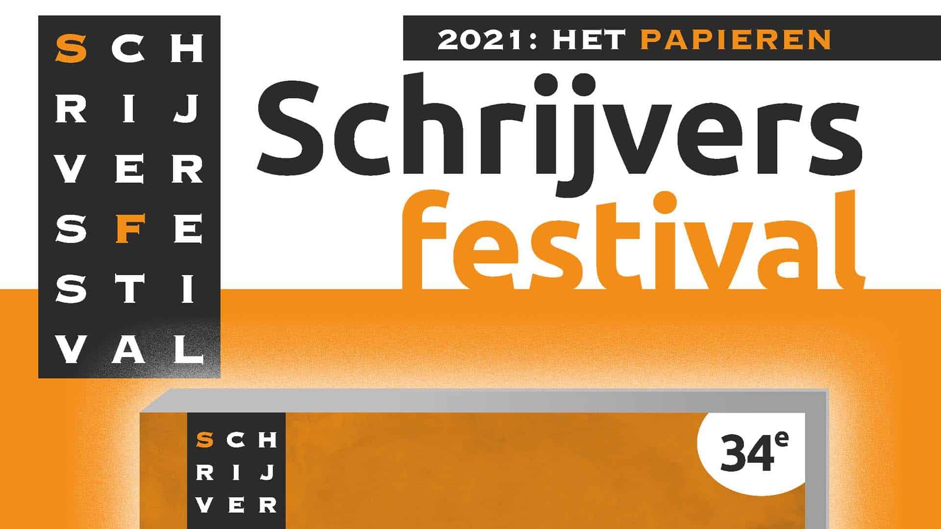 Schrijversfestival 2021