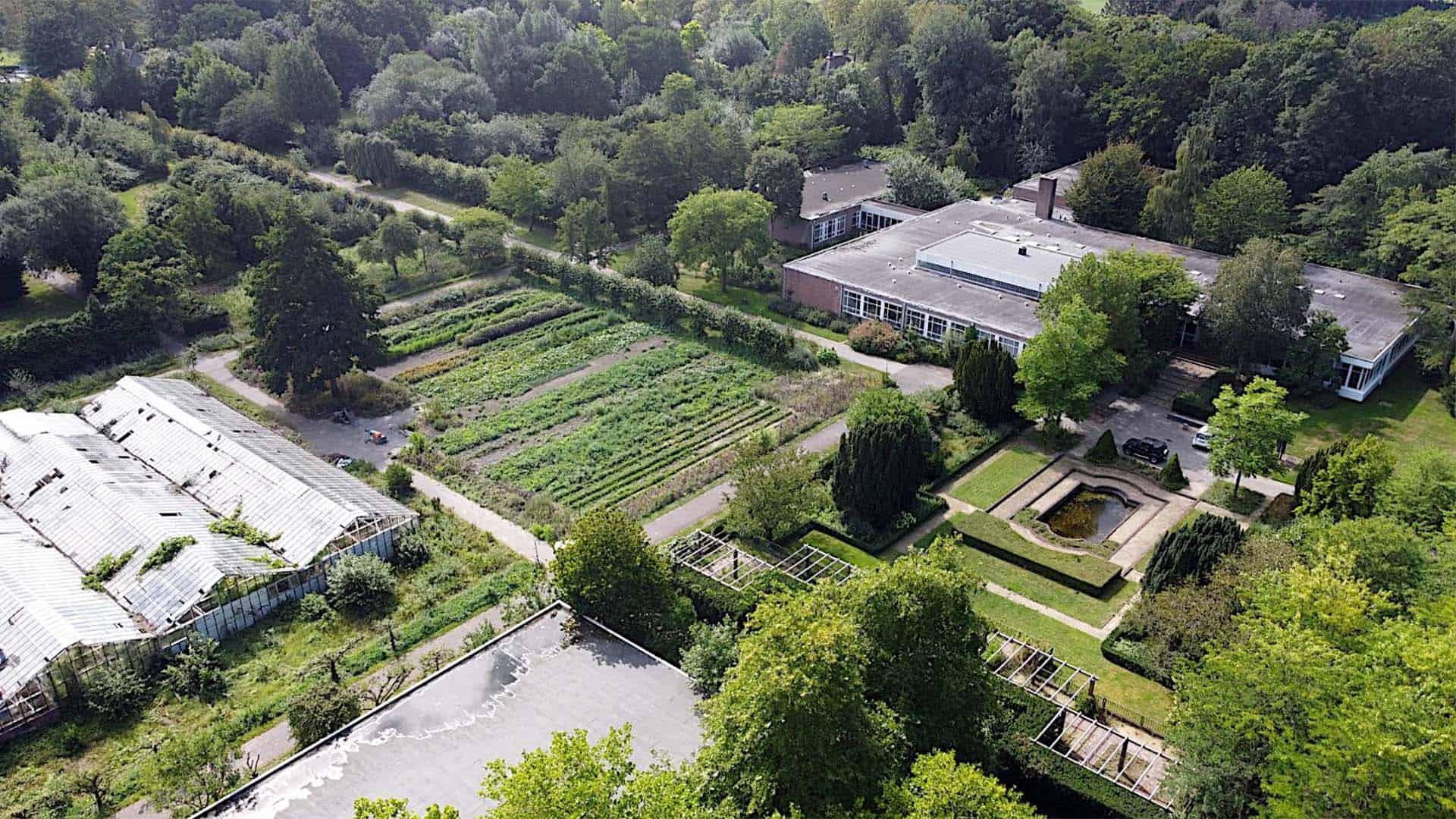 tuinbouwschooltuin Frederiksoord