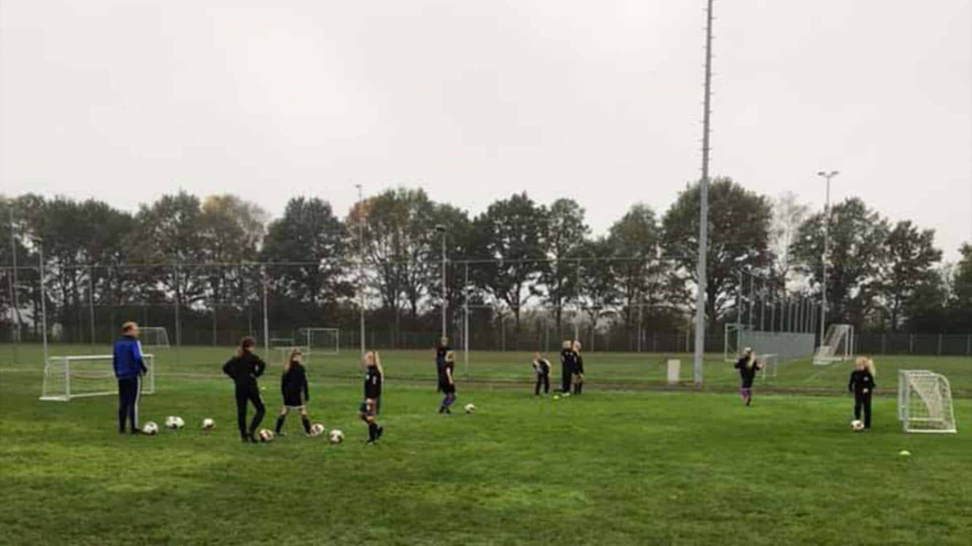 Jeroen Dekker Voetbal Academy
