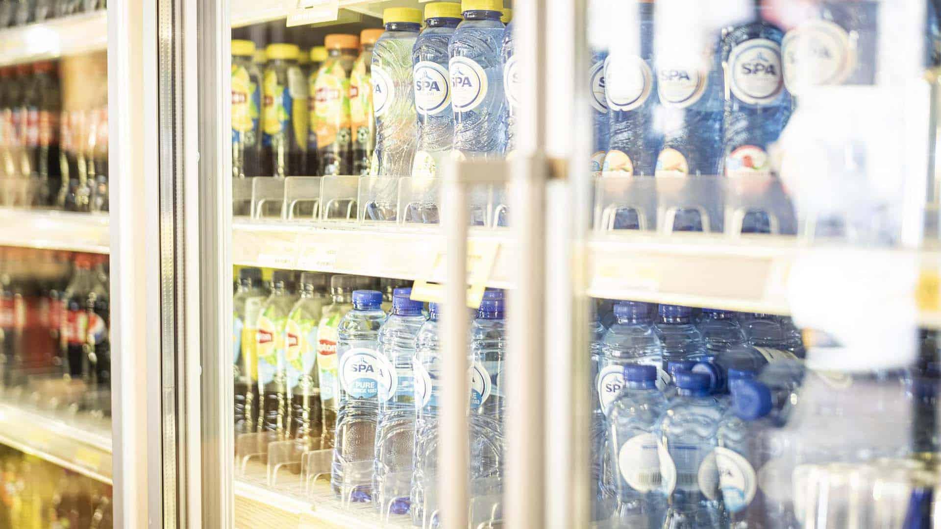 Afbeelding plastic flessen